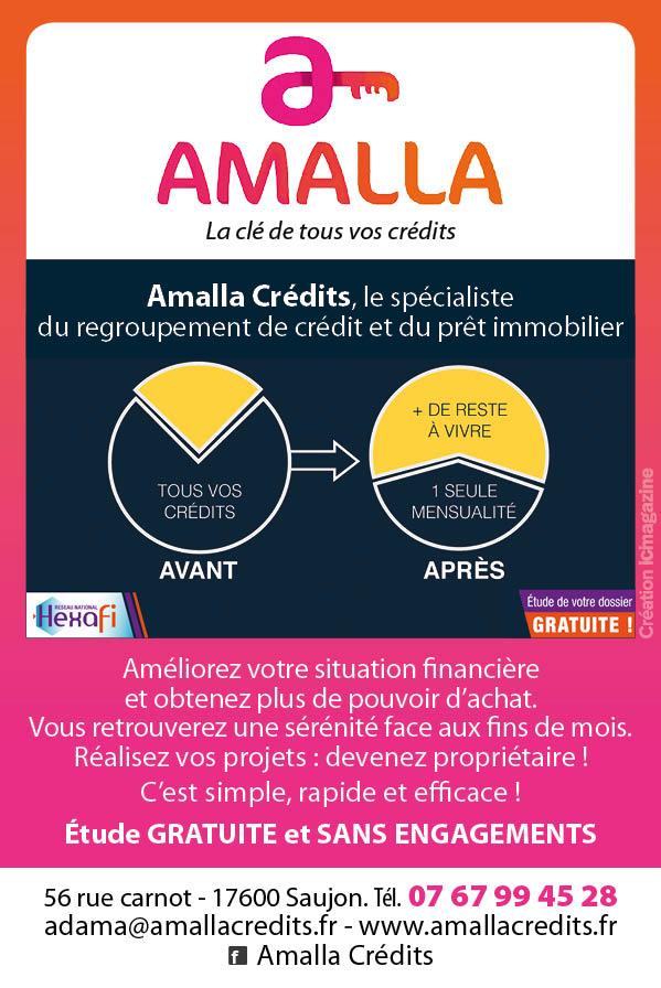 Infomercial Amalla Crédits 2019